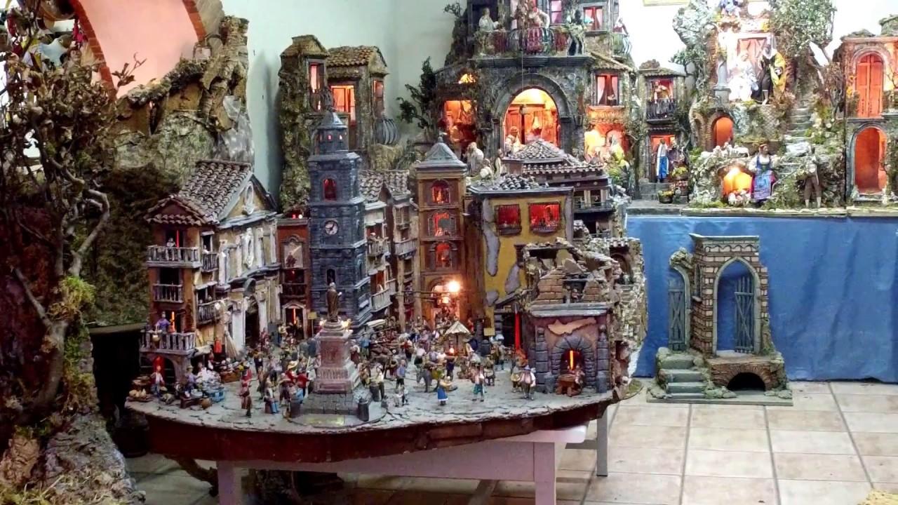 Presepi di san gregorio armeno youtube - Presepi fatti in casa ...