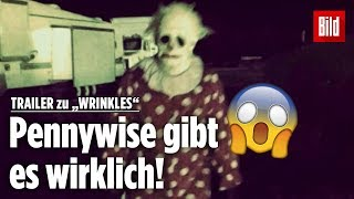 Bei diesem Horror-Clown kriegt sogar Pennywise Angst | Das ist Wrinkles