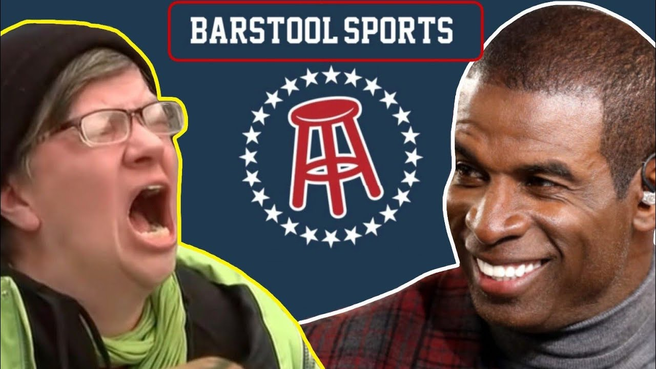 Deion Sanders joins Barstool Sports