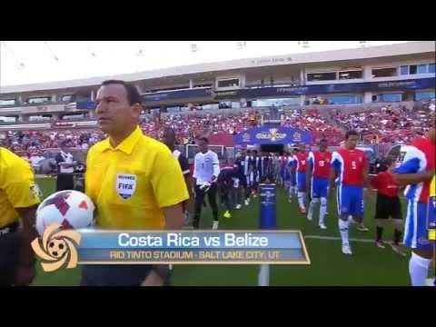 Costa Rica 1-0 Belize
