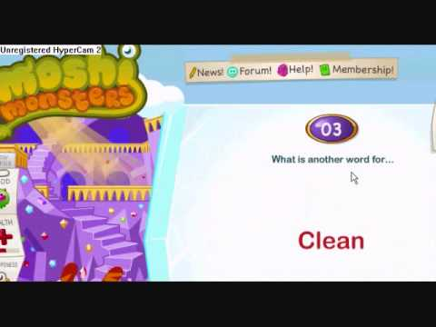 Let's Play Moshi Monsters!