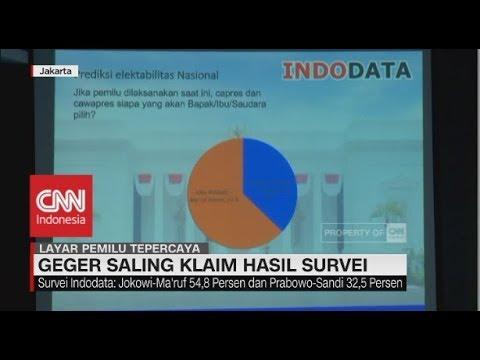 Beda Hasil Lembaga Survei, BPN Kritik Lembaga Survei Yang Giring Opini Publik
