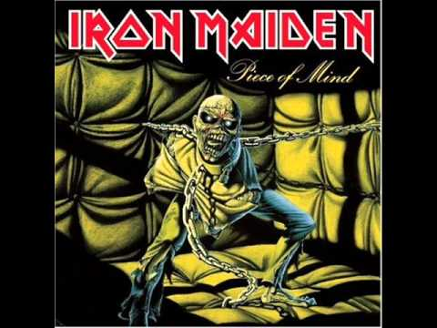 Клип Iron Maiden - Quest for Fire