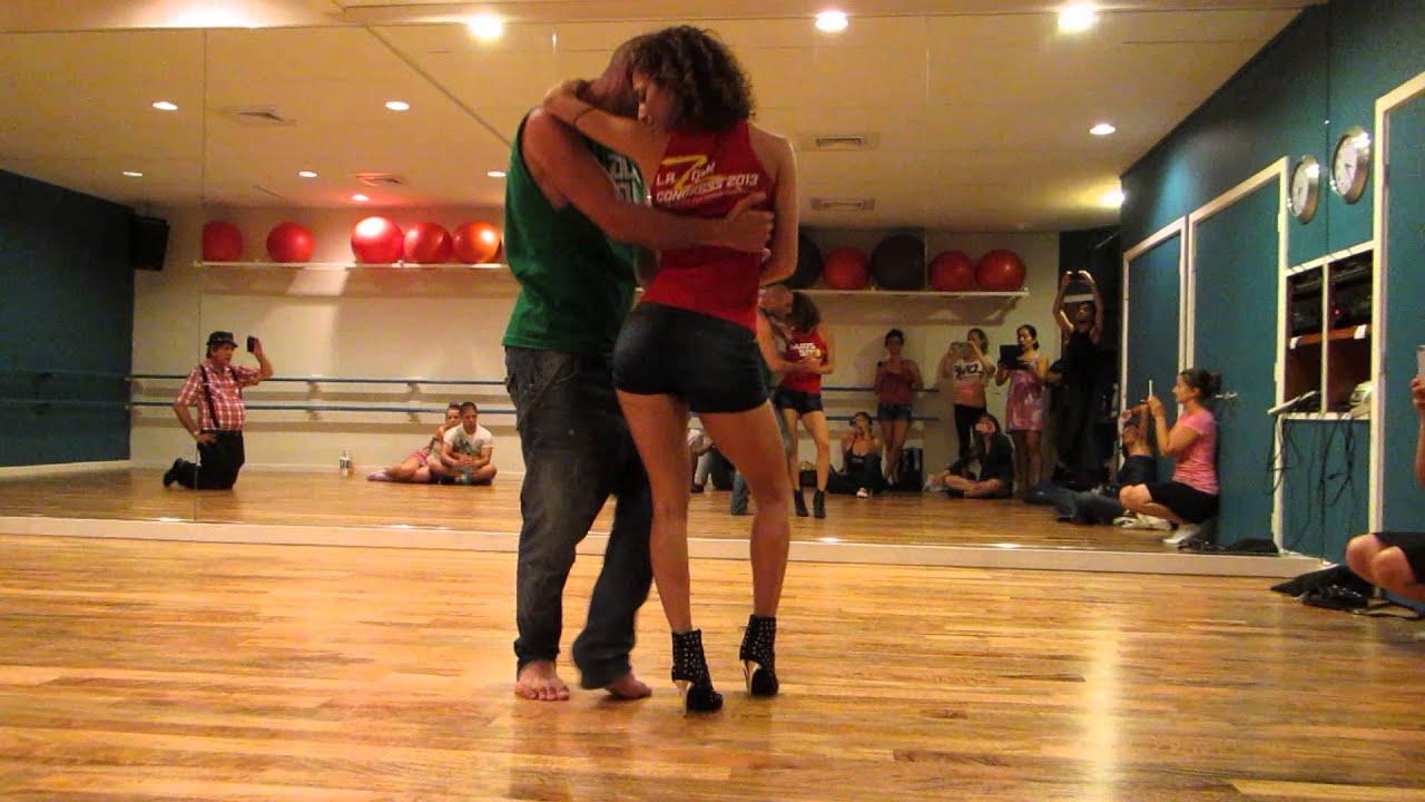Baile de bachata - 4 2