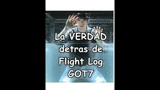 La triste historia completa de Flight Log ( Departure/Turbulence/Arrival)de Got7