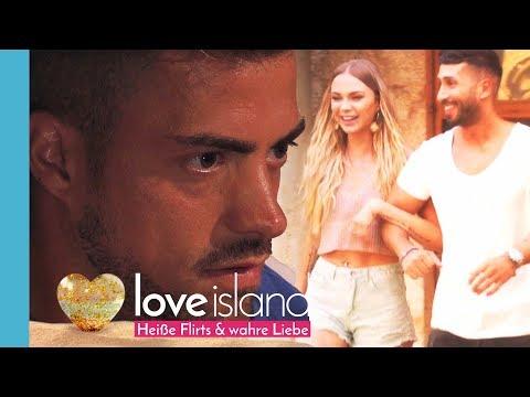 Natascha und Babak - Wie reagiert Tobi auf ihr Date? | Love Island - Staffel 2