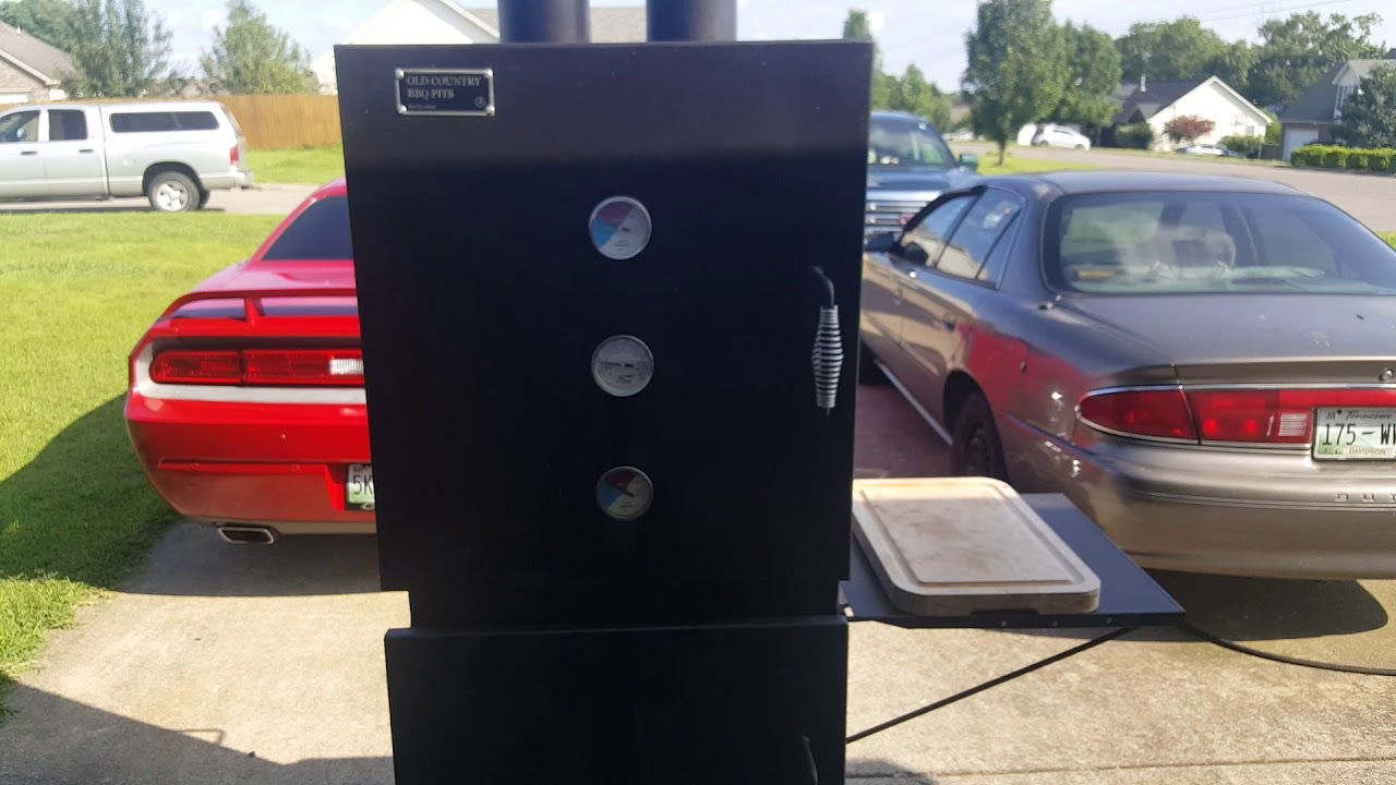 Old Country BBQ Pits: Pecos, Wrangler, Over-Under, Vertical