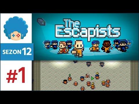 The Escapists PL #1 - GRAmy! | s12 | Paris Central Pen
