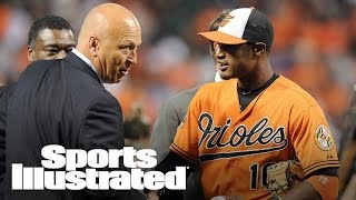 Adam Jones Ready For 'White Man's Sport' Backlash? | SI NOW | Sports Illustrated