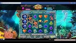 Poseidon's Treasure slot game at Miracle Slots