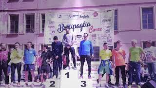 Gambar cover 10k mozzarella run. Prize ceremony. Moroccan runners triumph.