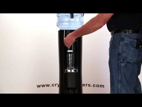 Initial Set Up Procedure – Crystal Mountain, K2 Water Cooler