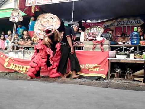 Radenmas Bagus Setiawan - singo barong solah (Setyo Budoyo)