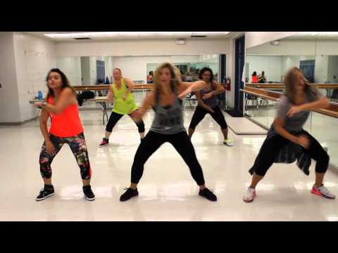 Do The Water Dance by Chris Porter ft. Pitbull  – Zumba Routine by Fanci Tanci Fitness