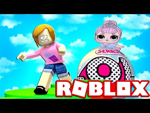 Roblox | Escape Lol Surprise Dolls Obby With Molly!