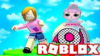 Roblox - France Escape Lol Surprise Dolls Obby With Molly!