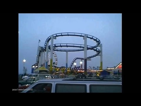 Santa Monica West Coaster, Pacific Park 2002.