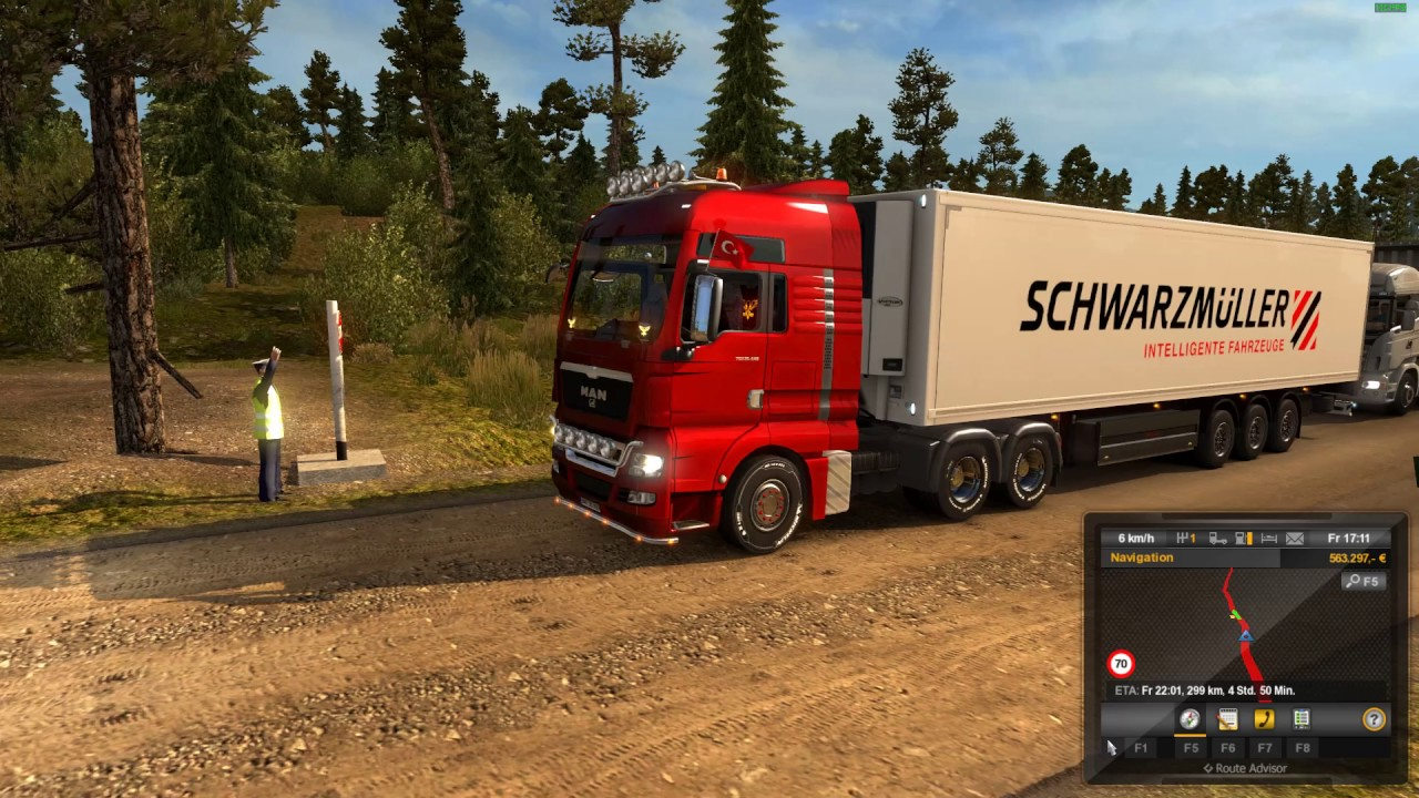 russian truck simulator - cinemapichollu