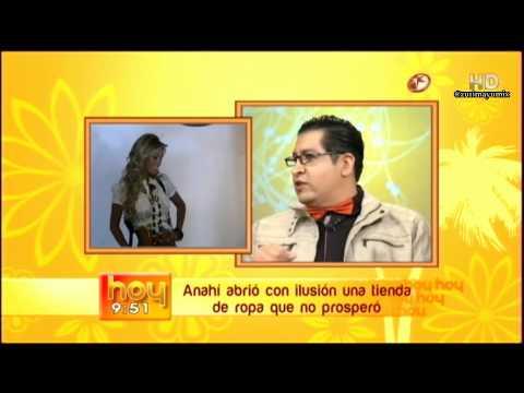 Quien Lo Dijo  Alex  Kaffie habla de Anahi Hoy