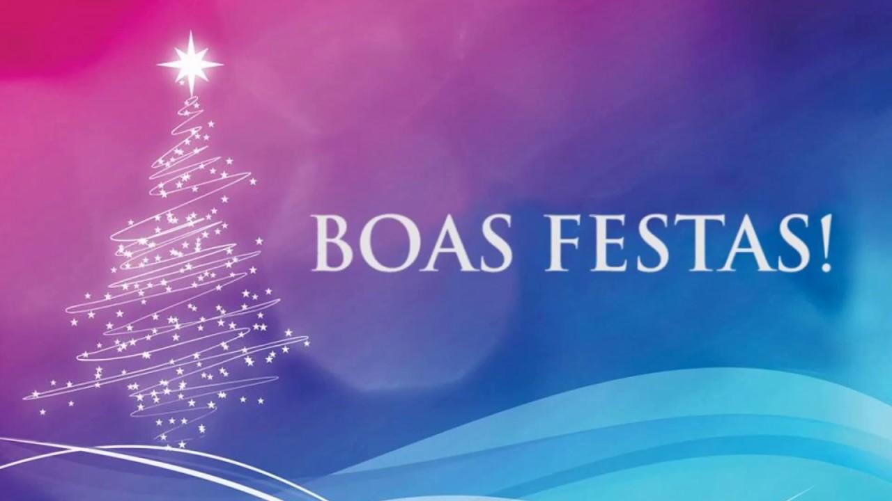 Mensagem De Feliz Ano Novo: MENSAGEM BOAS FESTAS (COM FELIZ NATAL E FELIZ ANO NOVO