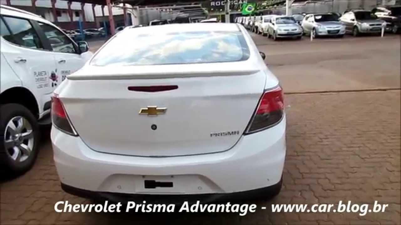 Chevrolet Prisma Advantage 2015 -  Car Blog Br