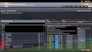Football Manager 2014 Let's Play - Manchester United #21 | Cup Final vs Barcelona | 3D Gameplay