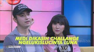 Download Video RUMPI - Medi Dikasih Challenge Ngelukis Lucinta Luna (25/6/19) Part 1 MP3 3GP MP4