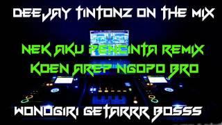 DJ Tinton - Oplosan vs Macarena vs Masa Lalu