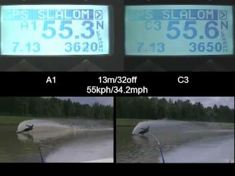 Quad Split Screen Video A1 v C3