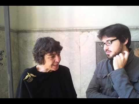 Lo stretto oltre il ponte - Intervista ad Anna Giordano - 17/03/2012