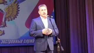Главный врач Бердска Юрий Краморов поздравил коллег
