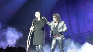 "Alice Cooper and Marilyn Manson together !!: ""I"