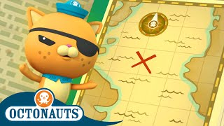 Octonauts - The Mysterious Map | Cartoons for Kids | Underwater Sea Education
