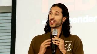 TEDxUbud - Rodolfo Young - Holding Heart Space