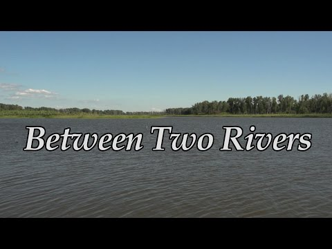 Glenna Luschei - Between Two Rivers