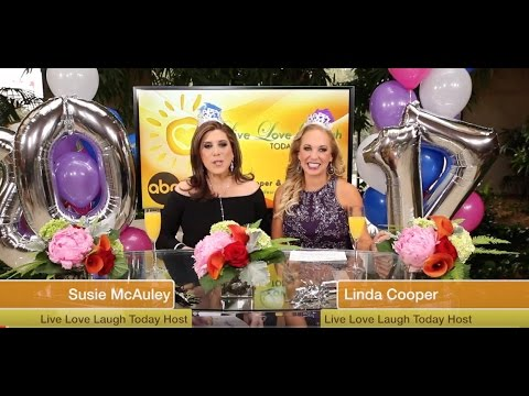 New Years Show 2017 Live Love Laugh Today with Linda Cooper & Susie McAuley