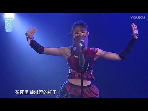 20170224 SNH48 H队 雨中钢琴师 (刘炅然, 郝婉晴, 林楠)