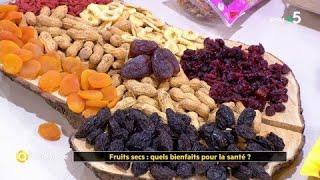 Fruits secs : quels bienfaits pour la santé ?