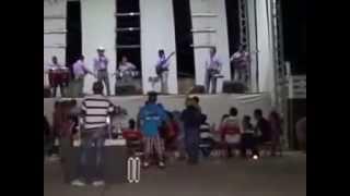 feria de san juan tetelcingo gro 2014 con los cumbieros del sur parte #1
