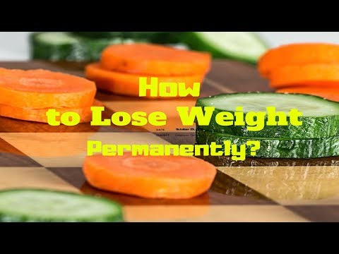 How to Lose Weight Permanently Without Dieting?