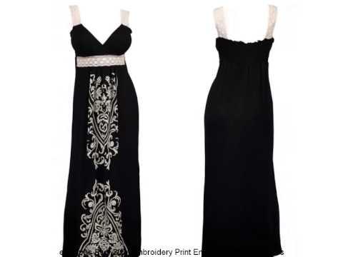 2014 Top 10 Plus Size Maxi Dresses Cheap Plus Size Dresses For