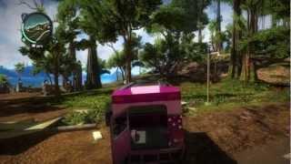 Just Cause 2 Walkthrough HD - Pink Ice Cream Van - Part 7