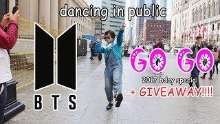 【KY ▶︎ KPOP IN PUBLIC】BTS(방탄소년단) — Go Go(고민보다 Go) DANCE COVER(Parody? ver.)