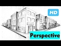 Basic Perspective - Building