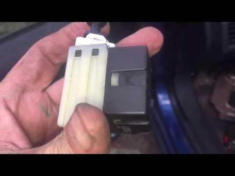 Dodge Avenger Brake Light Switch Removal