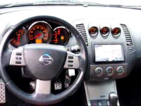 SOLD   2006 Nissan Altima 3.5 SE R 08002 Cherry Hill Nissan   YouTube