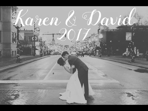 Karen & David's Wedding