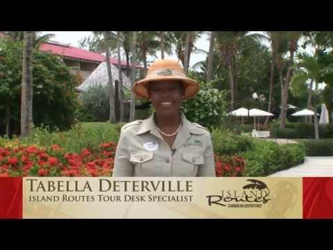 "Island Routes Ultimate Team Member ""Tabella"" Represents Saint Lucia"
