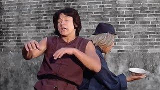 Джеки Чан (Чиен Фу)  тренировка с чашкой | Jackie Chan (Chien Fu) workout with Cup