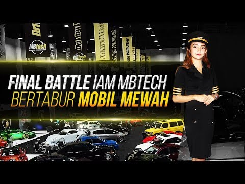 IAM MBtech Final Battle